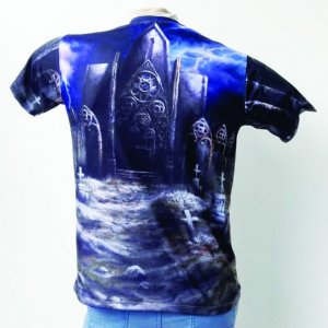 Camiseta Omulu dono do cemitério Full Print